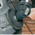 Угловая полировальная машина для сухого полирования Eibenstock WPO 180 - 05613000