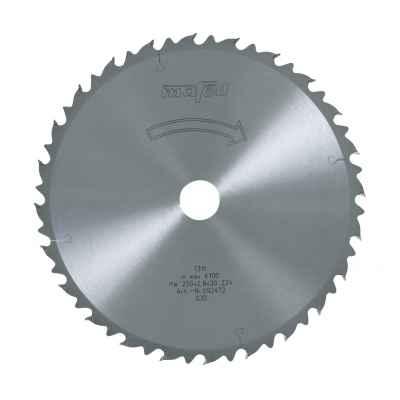 Пильный диск-HM 250 x 2,8 x 30 мм, 24 зуба, WZ - 092472