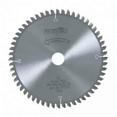 Пильный диск-HM 160 x 1,8/2,0 x 20 мм, 56 зубьев, FZ/TZ - 092553