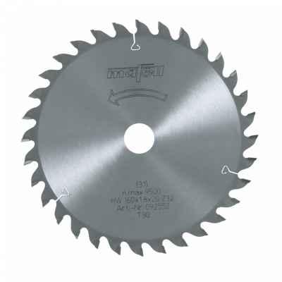 Пильный диск MAFELL HM 160 x 1,2/1,8 x 20 мм, 32 зуба, WZ - 092552