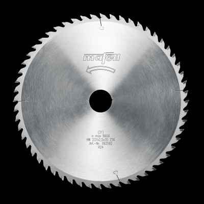 Диск пильный-HM, 237 x 1,8/2,5 x 30 мм, Z 56, WZ - 092592