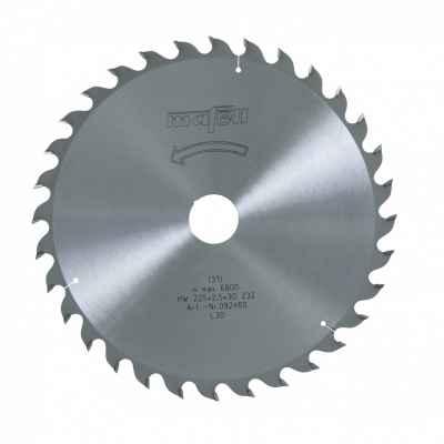 Пильный диск-HM 225 х 1,8/2,5 х 30 мм, 48 зубьев, WZ - 092462