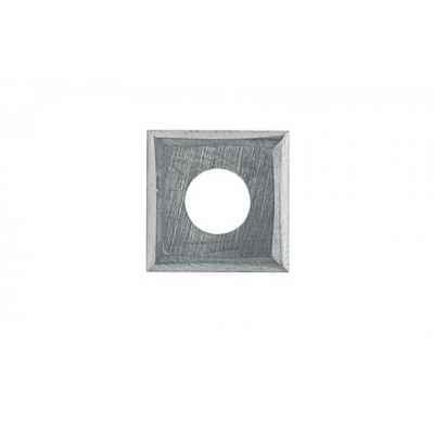 Подрезной резец сменный, твердый сплав 14 x 14 x 2 мм - 034907