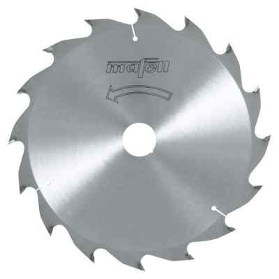 Пильный диск-HM 160 x 1,4/2,4 x 20 мм, 16 зуба, WZ - 092485