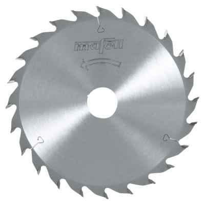 Пильный диск-HM 160 x 1,4/2,4 x 20 мм, 24 зуба, WZ - 092487