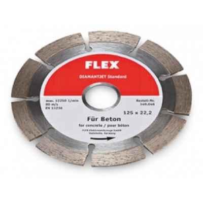 Алмазный режущий диск Diamantjet по бетону Standard Beton ? 125, класс Super Premium FLEX 349.046