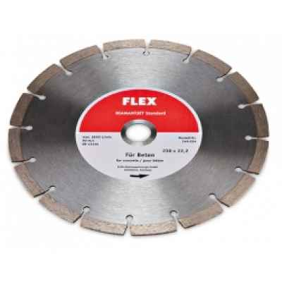 Алмазный режущий диск Diamantjet по бетону Standard Beton ? 230 FLEX 349.054