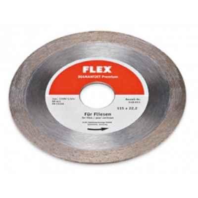 Алмазный режущий диск Diamantjet по керамической плитке Premium Fliese ? 115 FLEX 349.011