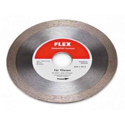 Алмазный режущий диск Diamantjet по керамической плитке Premium Fliese ? 125 FLEX 349.038