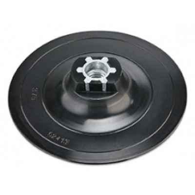 """Тарельчатый шлифовальный круг с креплением шлифовальных средств на """"липучке""""M 14, Ш 115 FLEX 208.817"""