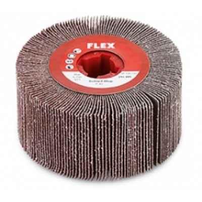 Шлифовальный наборный круг Mop, P 120, ? 100 x 100 FLEX 358.851
