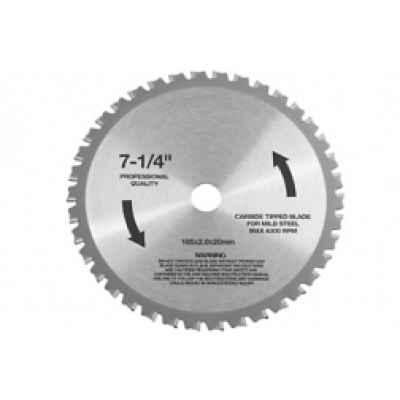 Твердосплавное пильное полотно по стали, ? 185 x 20 FLEX 312.304
