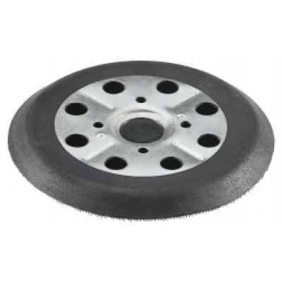 """Тарелка шлифовальная круг с креплением на """"липучке"""" Ш125, 8 отверстий FLEX 334.146"""
