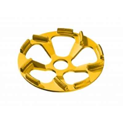 B-Whirljet D125 28x23,5 Алмазный шлифовальный круг тарельчатой формы Beton-Whirljet FLEX 323.063