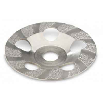 S-Jet D125 22,2 Алмазный шлифовальный круг тарельчатой формы Surface-Jet FLEX 359.424