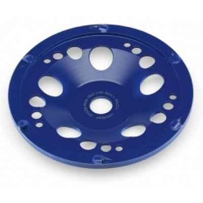 PKD-Jet 6-Cut D180 22,2 Поликристаллический алмазный шлифовальный круг тарельчатой формы FLEX 420.425