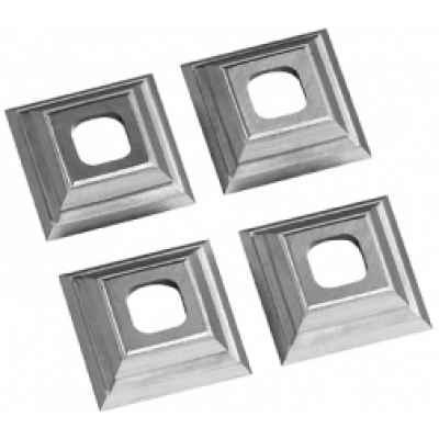 Твердосплавная поворотная режущая пластина 21x21 (4 шт.) FLEX 229.555
