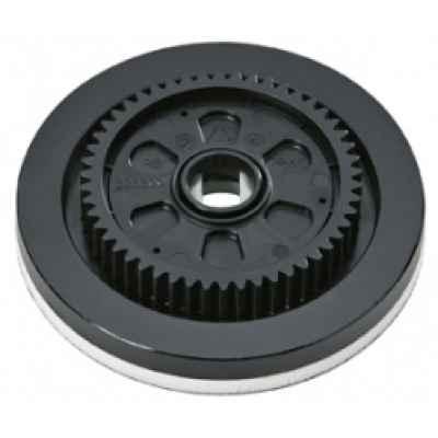 """BP-M D115 XC Тарельчатый круг с креплением шлифовальных средств на """"липучке"""" с зубчатым колесом FLEX 386.715"""