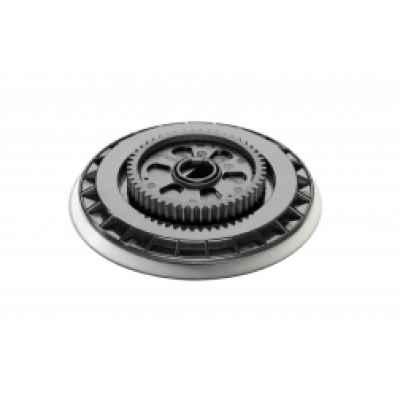 """BP-M D140 XC Тарельчатый круг с креплением шлифовальных средств на """"липучке"""" с зубчатым колесом FLEX 342.637"""