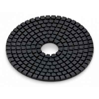 """Алмазные диски для мокрого шлифования K 800, ? 100 Dia-Jet на """"липучке"""" (отдельные) FLEX 253.819"""