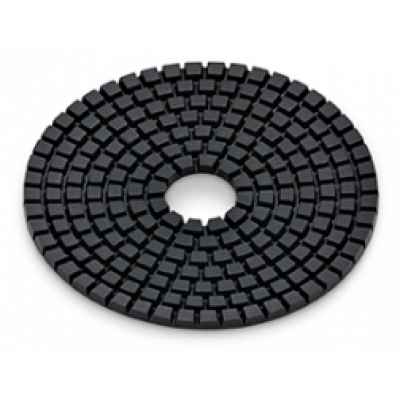 """Алмазные диски для мокрого шлифования K 3000, ? 100 Dia-Jet на """"липучке"""" (отдельные) FLEX 253.821"""