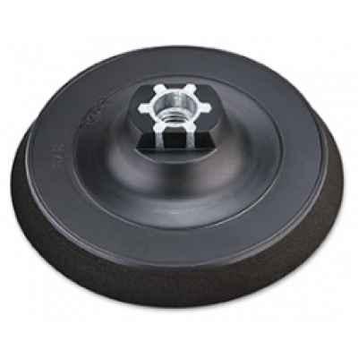 """BP-M D115 M14 Тарельчатый круг с креплением шлифовальных средств на """"липучке"""", амортизированный, M 14 FLEX 240.311"""