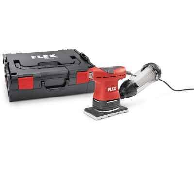 Виброшлифовальная машина с регулировкой частоты вращения в комплекте FLEX OSE 80-2 Set 230/CEE 429.848
