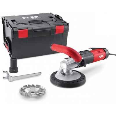 Компактная шлифовальная машина для санационных работ, для беспыльной шлифовки FLEX LD 15-10 125, Kit TH-Jet 405.930