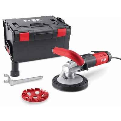 Компактная шлифовальная машина для санационных работ, для беспыльной шлифовки FLEX LD 15-10 125, Kit E-Jet 405.957