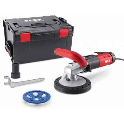 LD 15-10 125, Kit PKD-Jet Компактная шлифовальная машина для санационных работ, для беспыльной шлифовки, 125 мм FLEX 405.973 (СНЯТО)