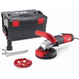 Компактная шлифовальная машина для санационных работ для близкой к краям беспыльной шлифовки FLEX LD 15-10 125 R, Kit E-Jet 405.949