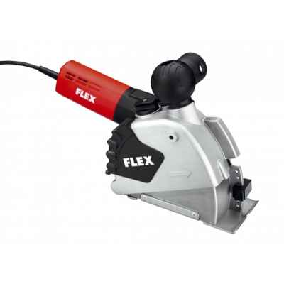 Штроборез с возможностью как толкать, так и тянуть FLEX MS 1706 FR-Set 230/CEE 329.673