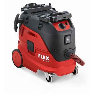 Безопасный пылесос с автоматической очисткой фильтра FLEX VCE 33 L AC 230/CEE, класс L 444.111